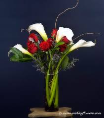 Calla Lily Flower Delivery - birthday anniversary thank you congratulations vickies flowers