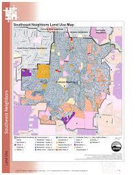 map of oregon eugene neighborhood maps southeast neighbors