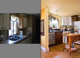 interior of mobile homes inspiring before and after pics of an interior designer s