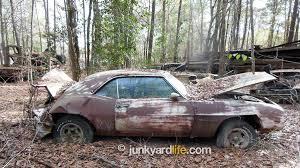 camaro salvage yard junkyard cars cars barn finds rods and