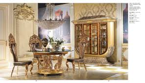 luxurious furniture luxury dining room cappelletti imperial