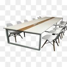 White Conference Table Meeting Table Png Vectors Psd And Icons For Free Download Pngtree