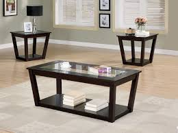 Living Room Coffee Tables And End Tables 48 Black Coffee And End Table Sets Black Coffee Table With