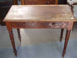 pine hall table for unique