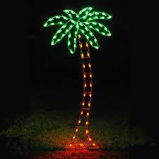 lights led palm tree light display 8 8 h