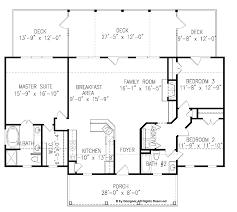 split bedroom floor plan split floor plan home design ideas and pictures