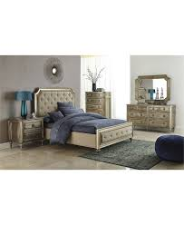 three piece bedroom set prosecco 3 piece queen bedroom furniture set with chest shop all