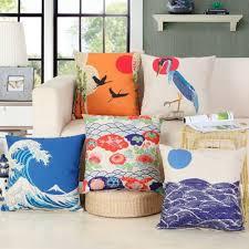 colorful pillows for sofa online get cheap crane pillow aliexpress com alibaba group