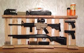 How To Make A Gun Cabinet by How To Make A Gun Cabinet Out Of Pallets Plans Diy Free Download
