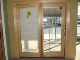 Pella Patio Door Pella Patio Doors With Built In Blinds Outdoor Goods