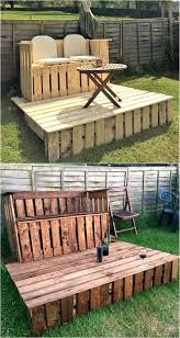 Patio Furniture Out Of Wood Pallets by 5110 Best Pallet Reclaimed Wood Project Ideas Images On Pinterest