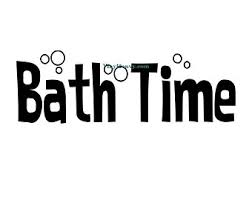 Bathroom Decals For Kids Bubble Bath Decal Etsy