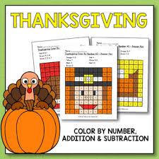 thanksgiving activities for kindergarten thanksgiving math worksheets