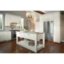 kitchen sink base cabinet at lowes allen roth dawley 33 in w x 34 5 in h x 24 in d linen maple sink base semi custom cabinet