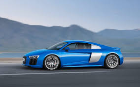 2016 audi r8 wallpaper 2016 audi r8 blue speed 2 1680x1050 wallpaper