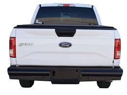 nissan titan rear bumper replacement hd replacement front rear bumpers steelcraft automotive