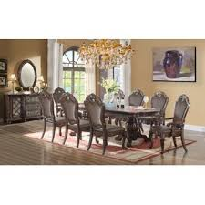 9 dining room set 9 dining sets you ll wayfair