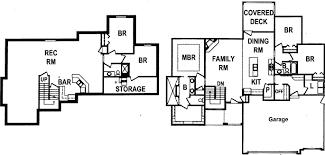 ranch floor plans robert foushee homes ranch floor plan kansas city builders and