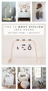 Ikea Ideas For Bedroom Stylish Ikea Hacks For Kids Rooms And Nurseries