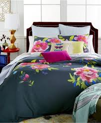 Bed Bath And Beyond Greenbrier Bluebellgray Butterfly Moonlight Blue Comforter And Duvet Sets