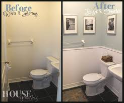 5 Creative Solutions For Small Bathrooms Hammer Amp Hand Before And After 31 Amazing Bathroom Makeovers Bathroom