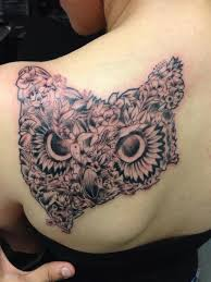 nice asian tattoo for girls on back photos pictures and