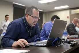 new cybersecurity center at utep hosts first community workshop