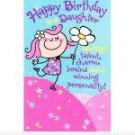 happy birthday daughter cards fugs info