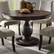 Kitchen Round Table by Round Blanca Table Stacking Chairs Vintage And Kitchens