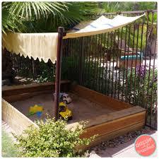 Pergola Swing Set Plans by Diy Fabric Canopy Cover For Backyard Kids Sandbox
