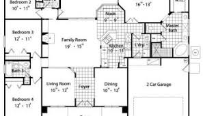 4 bedroom home plans 12 bedroom house plans home planning ideas 2017