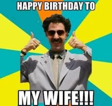 Wife Birthday Meme - happy birthday wife images wife birthday pictures