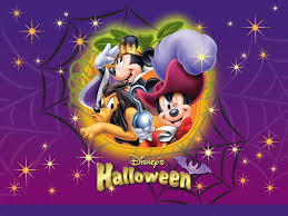 mickey halloween wallpaper wallpapersafari