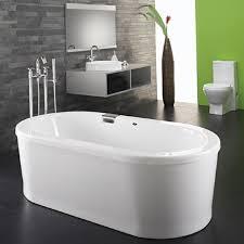 Soaker Bathtubs Neptune Ruby 3260 Free Standing Soaker Tub 59 3 4