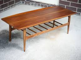 mid century modern coffee tables best mid century coffee table
