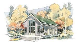 cottage plans tiny cottage plans shoreline cottage plan small house plans with