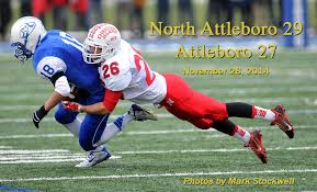 attleboro vs attleboro thanksgiving day football