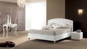lit de chambre a coucher lit 2 places modèle k en tissu tout doux piermaria so nuit