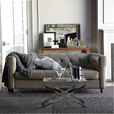 Two Seater Sofa Living Room Ideas A Modern Tufted 2 Seater Sofa