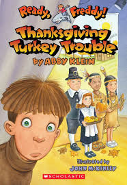 thanksgiving turkey trouble by abby klein scholastic