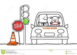 cartoon no alcohol driving stock vector image of light attention 18855316