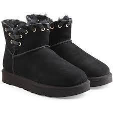 s ugg australia mini zip boots ugg australia aidah mini suede boots 225 liked on polyvore