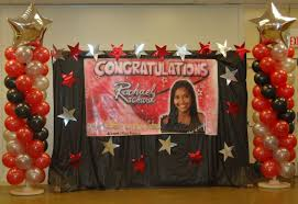 balloon arrangements for graduation balloon decor rb planners