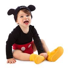 Mickey Mouse Toddler Costume 31 Over The Top Adorable Disney Halloween Costumes For Baby