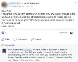bad news for anyone wanting an aldi wine advent calendar this
