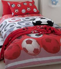 Manchester United Bed Linen - football bedroom inc bedding curtains rugs 7 accessories