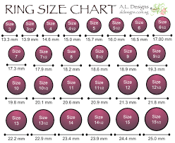 ring sizes mens where magic happens ring size chart