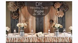 wedding decor 101 sign up for a week of free diy tips youtube