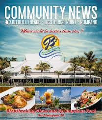 Barracuda Bar And Grill Deerfield Beach by February 2017 Edition Of Community News Of Broward By City News