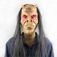 skin mask halloween c2 015 full head female letax face kig mask cosplay with wig no